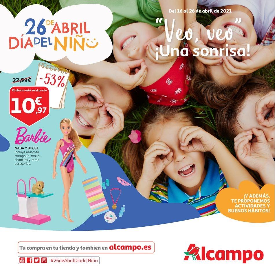 Alcampo  #26deAbrilDíadelNiño