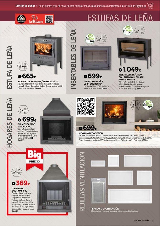 BigMat Especial calefacción