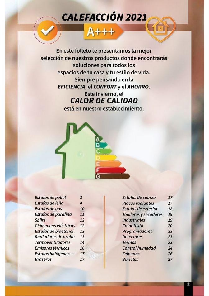 Coferdroza Calefacción 2021