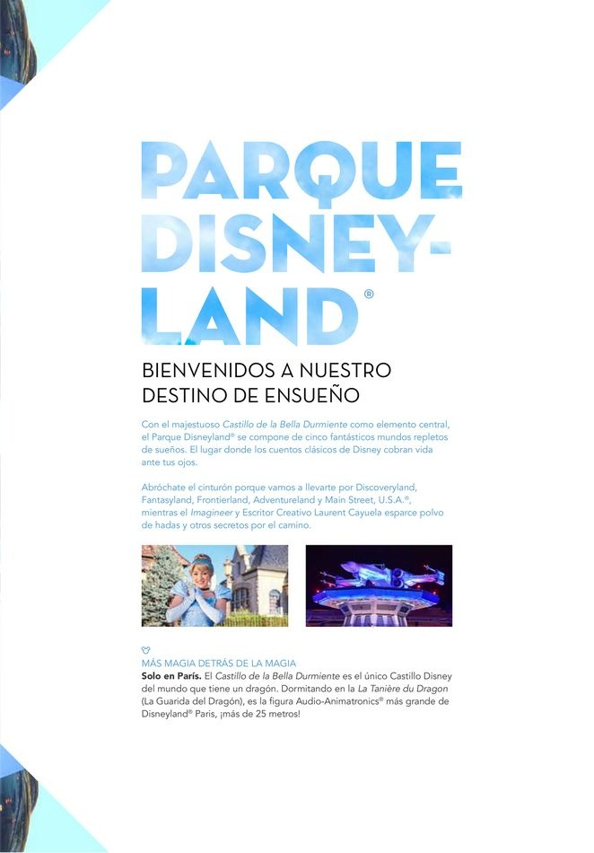Nautalia Viajes  Disneyland Paris 2021