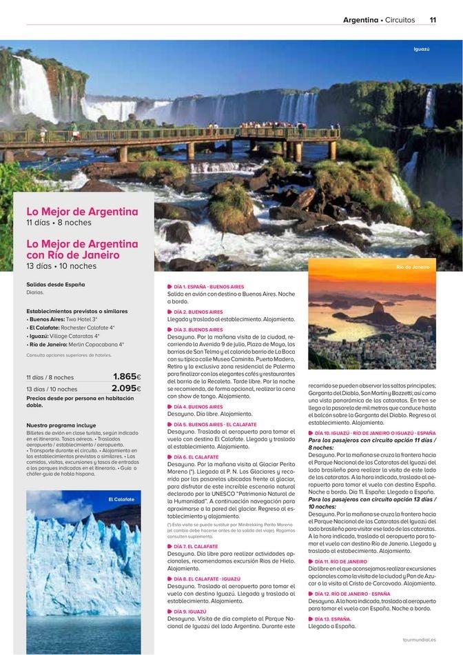 Viajes El Corte Inglés  Argentina