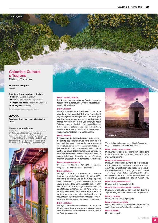 Viajes El Corte Inglés  Centroamérica y Sudamérica