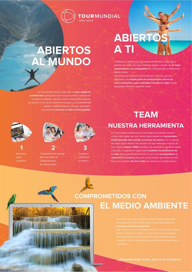 Viajes El Corte Inglés  Hello World