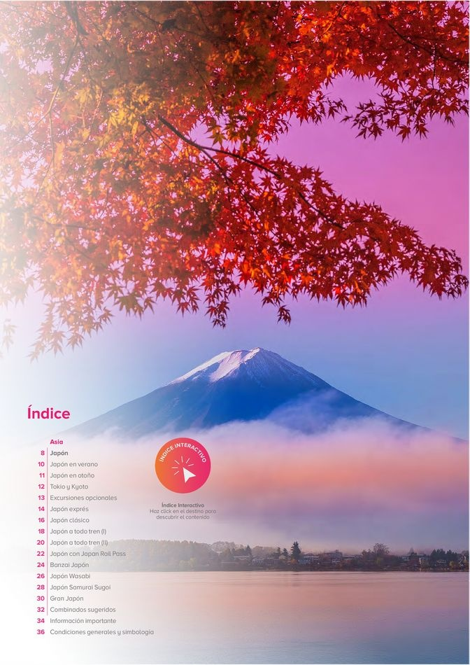 Viajes El Corte Inglés  Japón