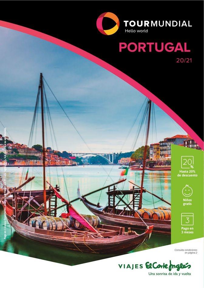 Viajes El Corte Inglés  Portugal 2021