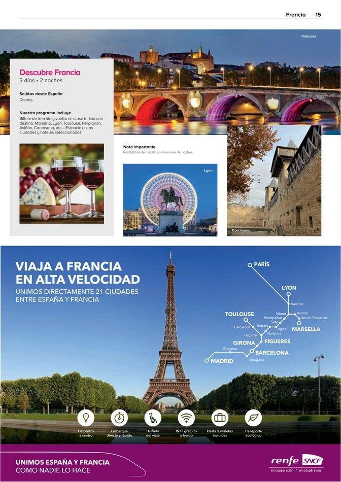 Viajes El Corte Inglés  Viajes por Europa