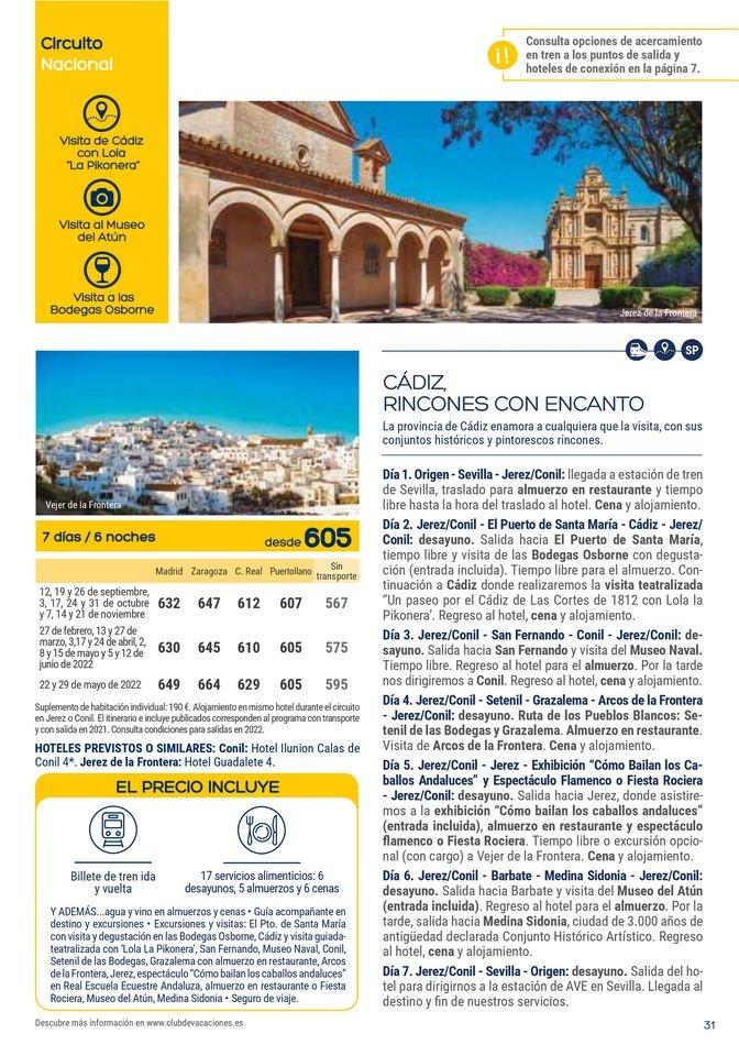 Viajes El Corte Inglés Catálogo Viajes El Corte Inglés ofertas