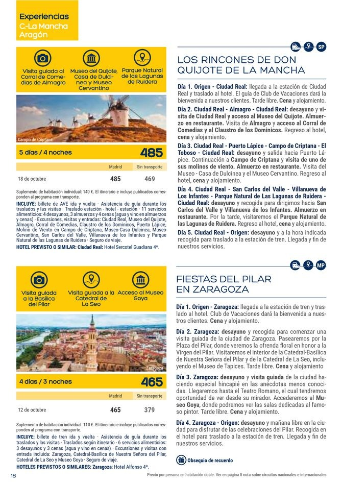 Viajes El Corte Inglés Club de Vacaciones - Canarias