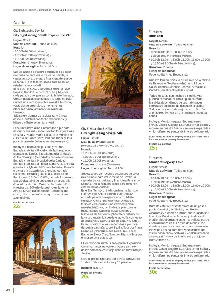 Viajes El Corte Inglés Hoteles ciudad
